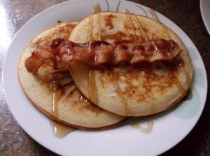 Bacon Pancakes?